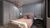 10-15万40平米小户型现代简约风格卧室装修案例