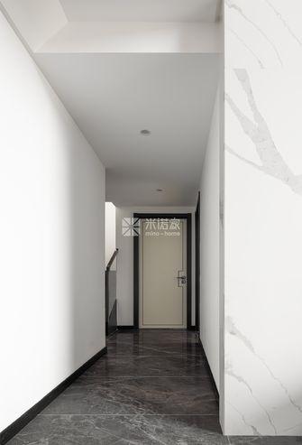 5-10万140平米三室两厅现代简约风格走廊装修案例