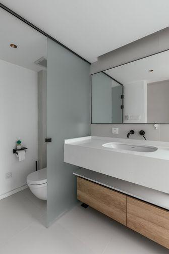 10-15万120平米三室两厅北欧风格卫生间设计图