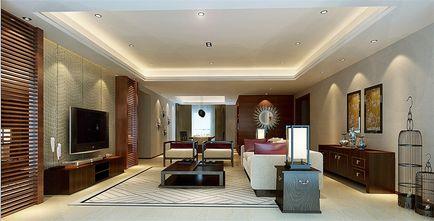 豪华型140平米三东南亚风格客厅图