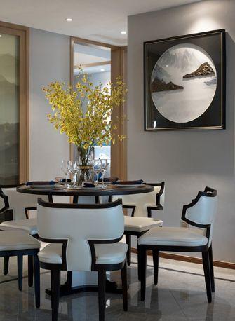 10-15万140平米四港式风格餐厅欣赏图