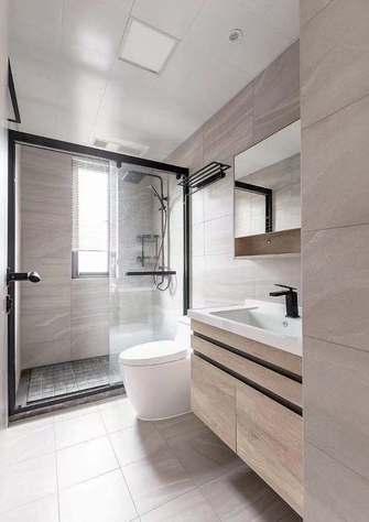豪华型140平米四室两厅北欧风格卫生间欣赏图