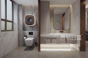 140平米复式法式风格卫生间图