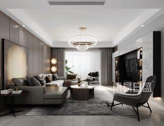 10-15万130平米三现代简约风格客厅设计图