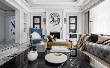 三室一厅欧式风格客厅装修效果图