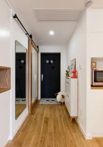 80平米日式风格走廊欣赏图