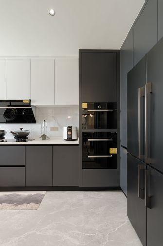 富裕型140平米四室两厅日式风格厨房装修案例