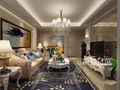130平米三欧式风格客厅装修效果图