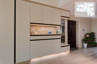 富裕型140平米四室两厅混搭风格玄关设计图