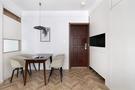 富裕型80平米一室一厅北欧风格餐厅装修案例