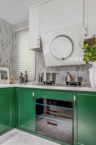 3-5万70平米一居室轻奢风格厨房图片