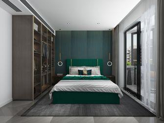 20万以上130平米三室两厅轻奢风格卧室欣赏图