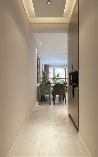 5-10万60平米轻奢风格走廊效果图