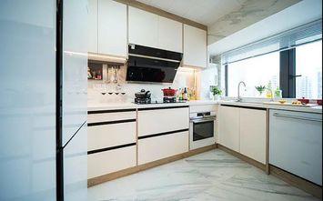 富裕型130平米四日式风格厨房欣赏图