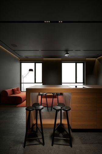 140平米四工业风风格餐厅装修图片大全