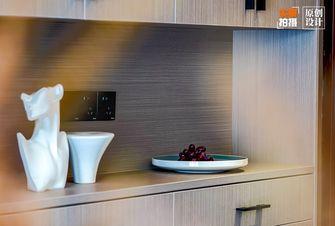 15-20万140平米四室两厅现代简约风格玄关装修案例