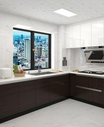 10-15万130平米三室两厅中式风格厨房装修案例