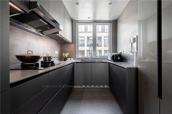 豪华型140平米复式现代简约风格厨房图片