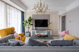 20万以上120平米四室一厅美式风格客厅装修案例