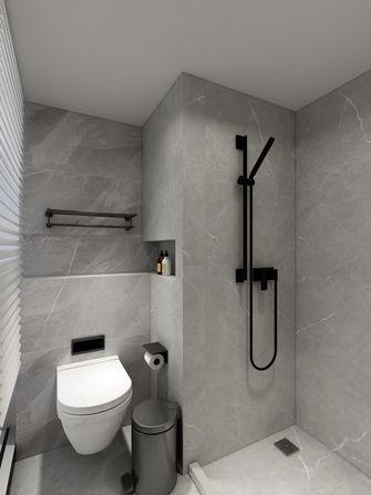 经济型30平米以下超小户型现代简约风格卫生间设计图