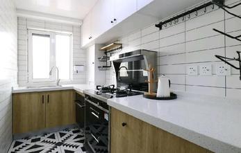 经济型130平米三室一厅北欧风格厨房图片