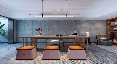 20万以上120平米四室一厅北欧风格客厅装修图片大全