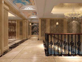 20万以上140平米别墅中式风格楼梯间效果图