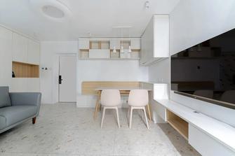 富裕型70平米三现代简约风格餐厅设计图