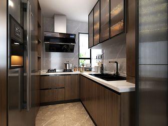 富裕型80平米港式风格厨房装修案例