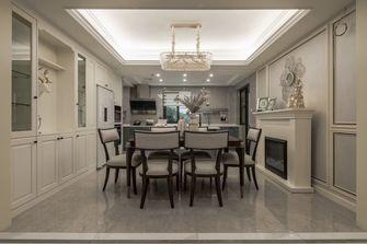 20万以上140平米四室三厅现代简约风格餐厅效果图