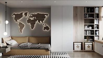 10-15万60平米现代简约风格青少年房装修效果图