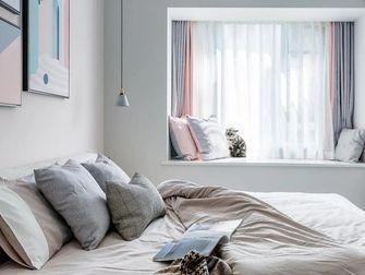 90平米北欧风格卧室图片大全