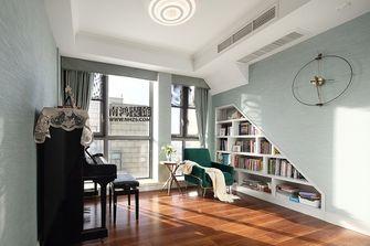 140平米美式风格书房图片大全