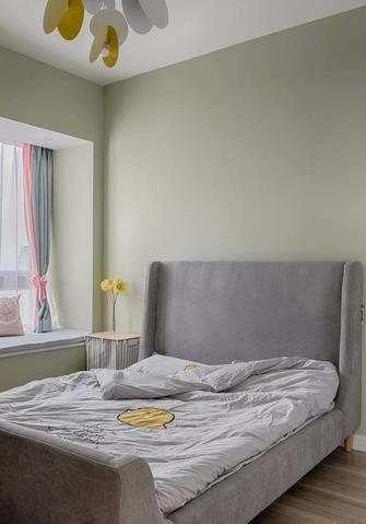 70平米三室一厅现代简约风格青少年房装修案例