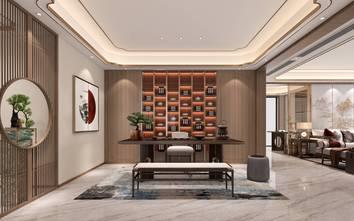 豪华型140平米复式中式风格其他区域装修案例