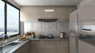20万以上130平米四室两厅欧式风格厨房设计图