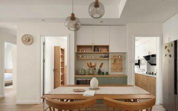 经济型80平米日式风格餐厅装修案例
