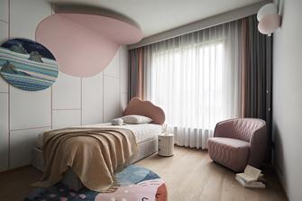 140平米四室一厅现代简约风格青少年房装修效果图