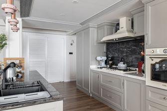 豪华型120平米三法式风格厨房图