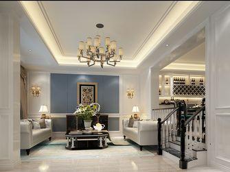 3万以下140平米别墅法式风格客厅图片