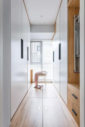 5-10万90平米三室两厅北欧风格衣帽间装修效果图