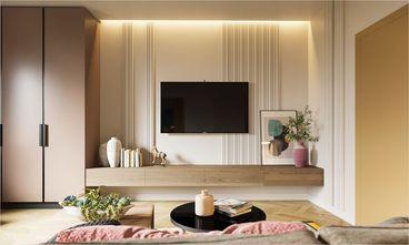 10-15万80平米三室两厅新古典风格客厅图片大全