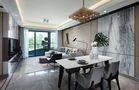 15-20万120平米三室一厅中式风格餐厅图片