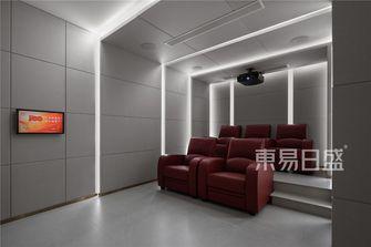 豪华型140平米别墅法式风格影音室效果图