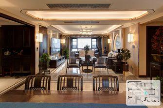 5-10万140平米四室两厅中式风格玄关装修案例