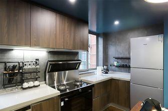3-5万40平米小户型美式风格厨房设计图