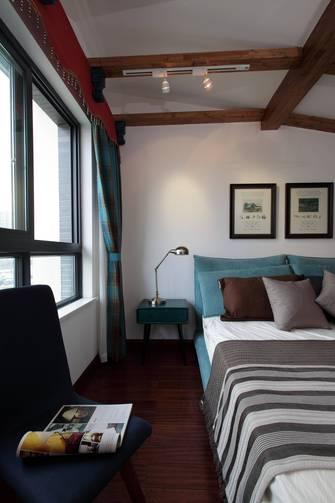 100平米别墅地中海风格客厅装修图片大全