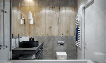 5-10万60平米公寓北欧风格卫生间设计图