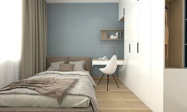 经济型100平米三现代简约风格卧室图片大全