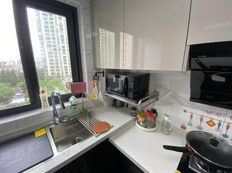 3万以下70平米现代简约风格厨房图